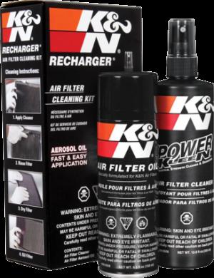 K&N Air Filter Care Kit Aerosol