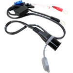 OPTIMATE PERMANENT BATTERY CHARGER TENDER LEAD HARNESS