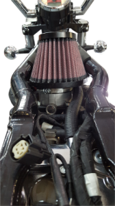 air_filter_trask_indian_scout_on_bike
