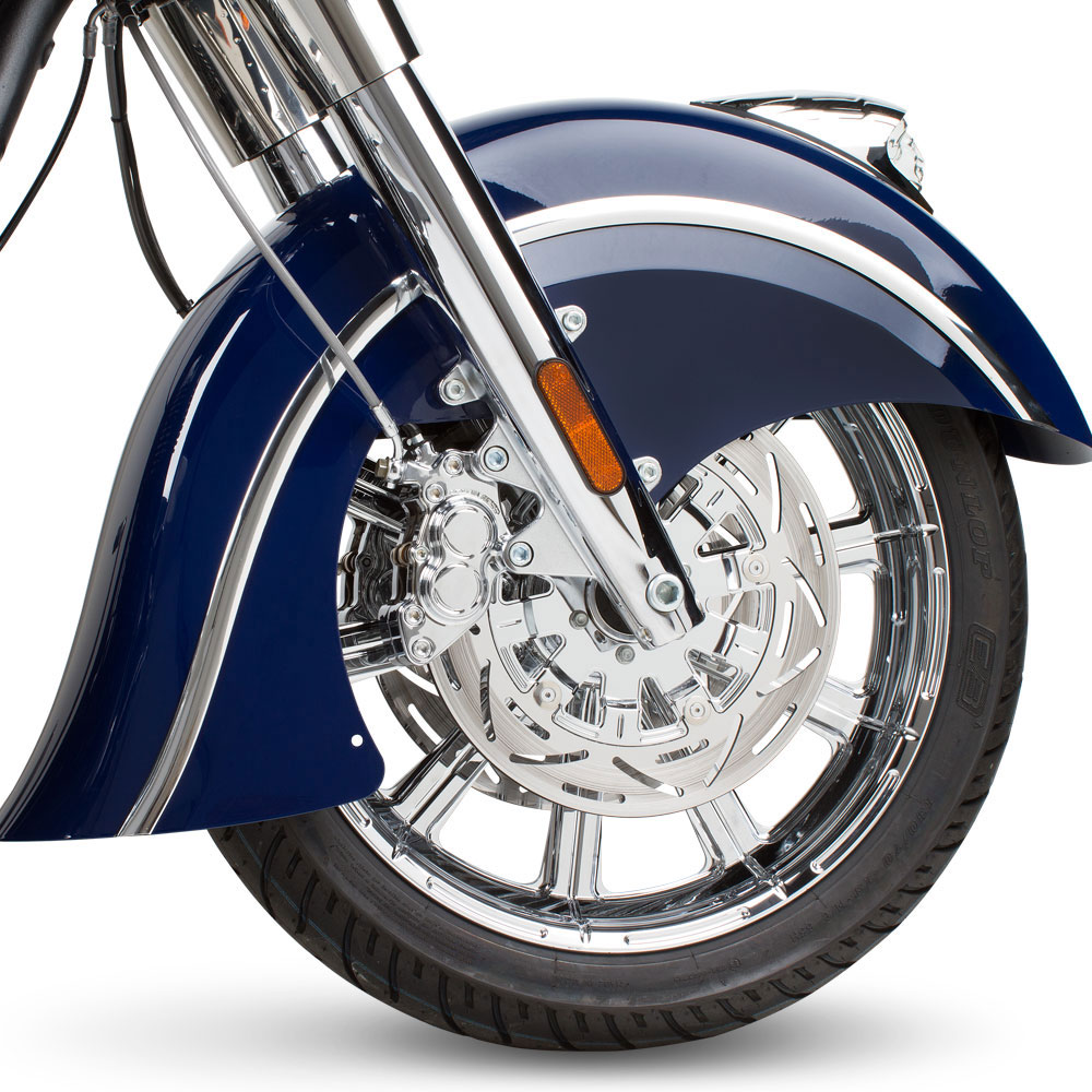 Brake And Rotor Replacement Cost >> Indian Motorcycle Front Brake Caliper Housing Chrome Indian Motorcycle Customizing