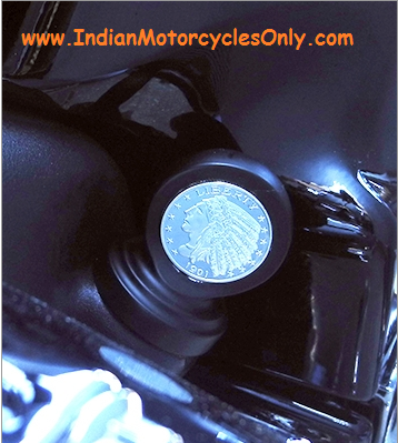 www.IndianMotorcyclesOnly.com Indian Chief Dipstick Black Silver indian only motorcycles chief thunderstroke