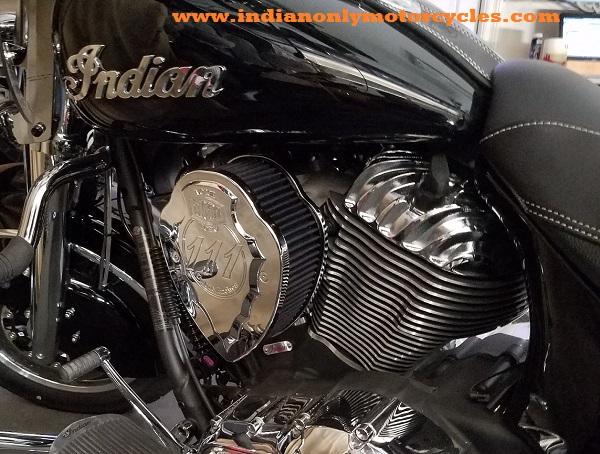 Lloydz Indian Arrow Head Filter Installed