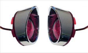 Indian Motorcycle LED Turn Signals with Lenses