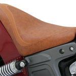 Runaround Solo seat Black or Brown Indian Scout